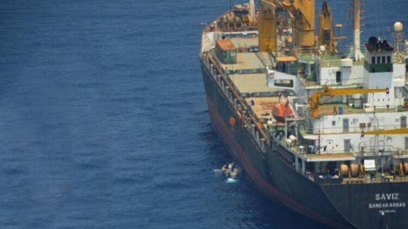 ماذا حصل قبيل الهجوم على السفينة الإيرانية في البحر الأحمر؟