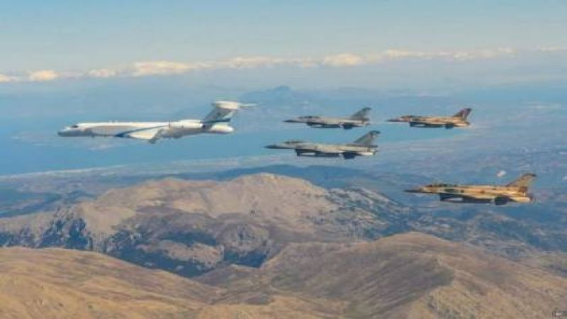 أول مناورة علنية مشتركة لسلاحي الجو الإسرائيلي والإماراتي تدشّن الاثنين