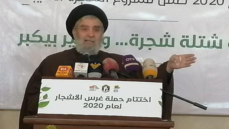 رئيس المجلس السياسي في حزب الله: هناك جدية لتشكيل حكومة بأسرع وقت
