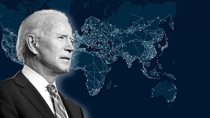 كيف يتخذ بايدن سياسته الخارجية؟