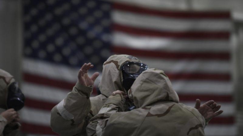 """مختبرات بيولوجية أمريكية """"غير شفافة وخطرة"""" في أوكرانيا!"""