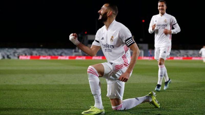 ريال مدريد يحسم كلاسيكو الأرض أمام برشلونة