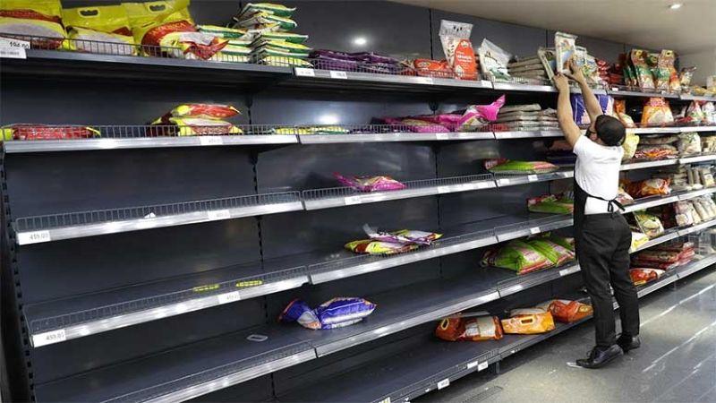 نقابة مستوردي المواد الغذائية: المخزون الغذائي يكفي لشهرين ونصف