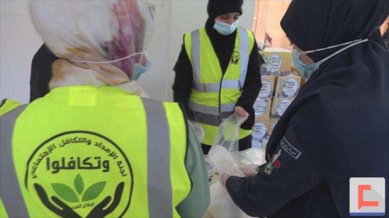"""حزب الله في البقاع الغربي يطلق """"مشروع وتكافلوا"""" لتأمين الدّعم اللازم للعائلات الفقيرة"""