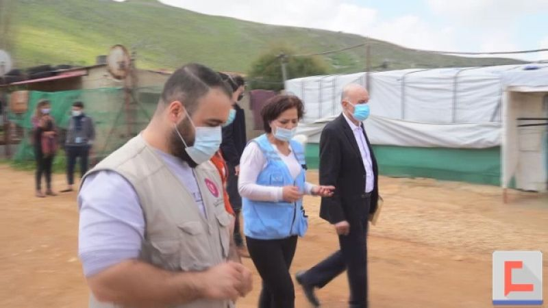على المجتمع الدولي التعالي عن الحسابات السياسية ومساندة لبنان في محنته