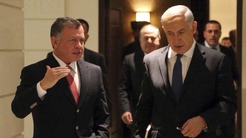 بعد تدخل الأمريكيين.. نتنياهو يستأنف مدّ الأردن بالمياه