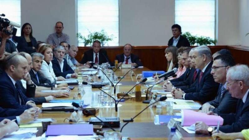 أزمة وزير القضاء توقف جلسات الكابينيت