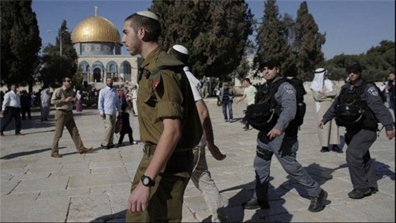 الاحتلال ينتهك حرمة الأقصى في أول أيام الشهر الفضيل