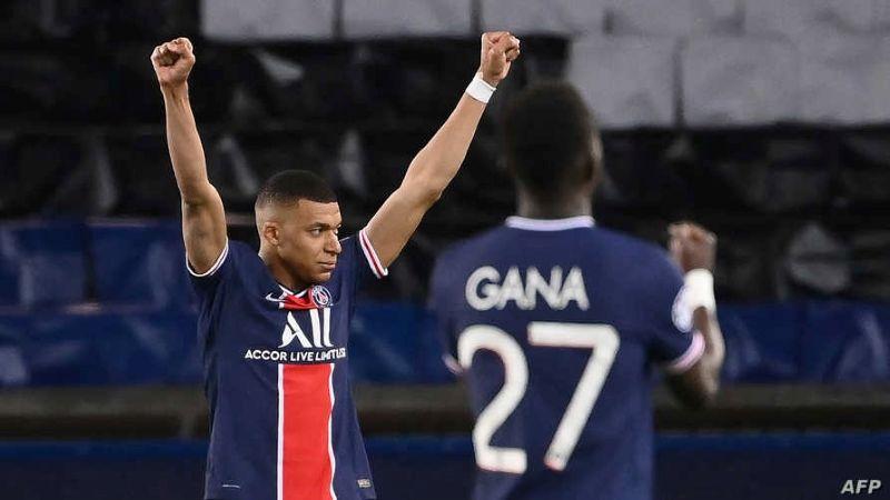 باريس سانجرمان وتشلسي إلى نصف نهائي دوري الأبطال