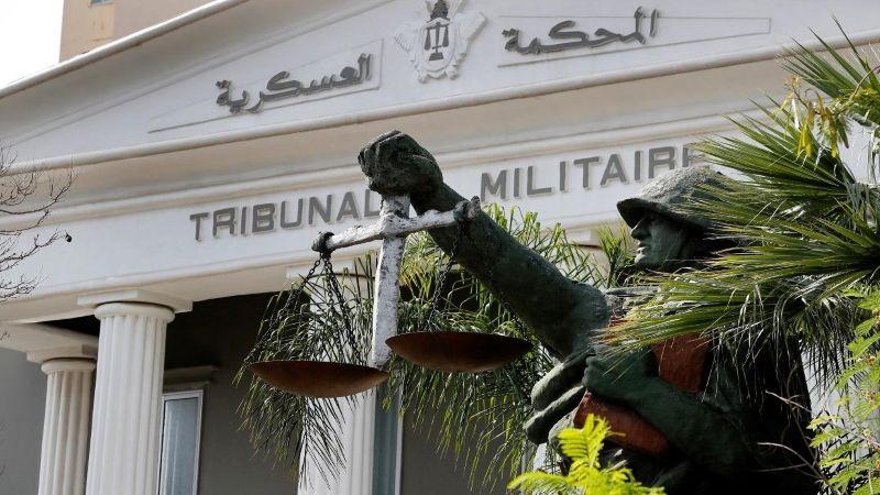 """حكم للعسكرية على """"نعيم عباس"""" بالمؤبد لانتمائه إلى تنظيم ارهابي مسلح"""