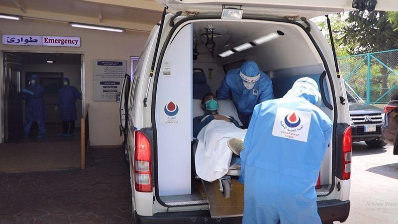 908 خدمة ومهمة جديدة للدّفاع المدني - الهيئة الصحية الإسلامية