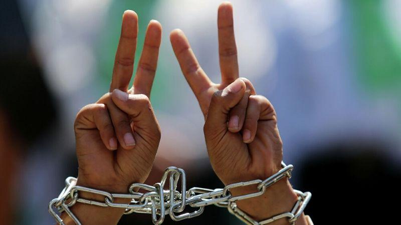 """""""الجمعية اللبنانية للأسرى والمحررين"""" تحيي يوم الأسير الفلسطيني"""