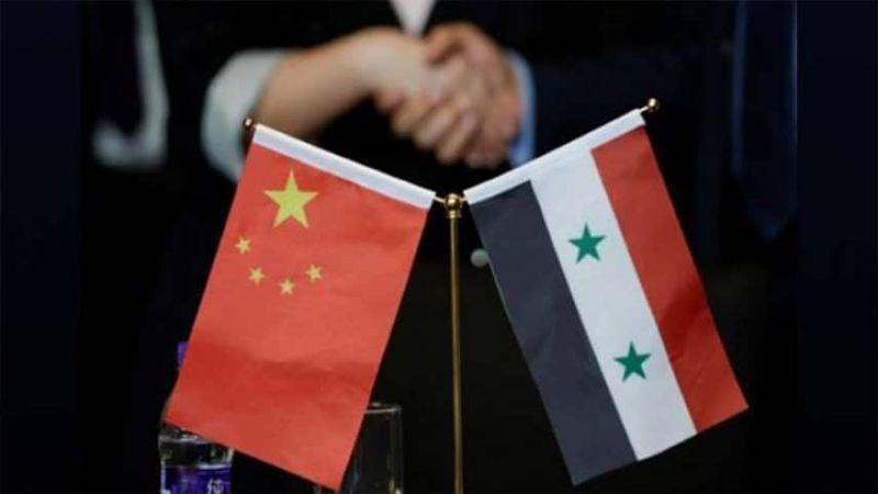 سوريا في الصين