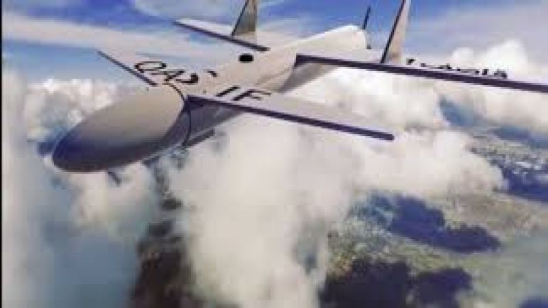 مسيّرة قاصف اليمنية تدكّ مطار أبها السعودي