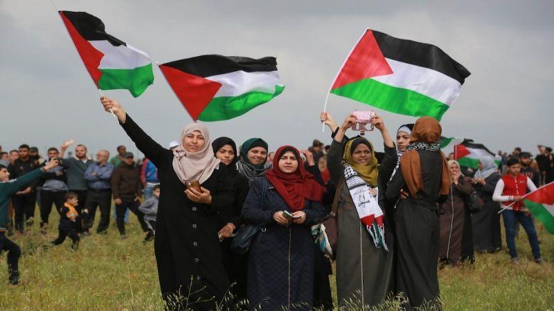 المرأة الفلسطينيّة بين مقاومة الاحتلال والاعتقال