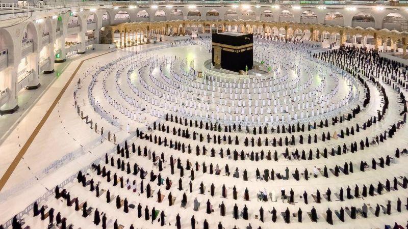 السعودية: رفع الطاقة الاستيعابية لمطاف الحرم المكي