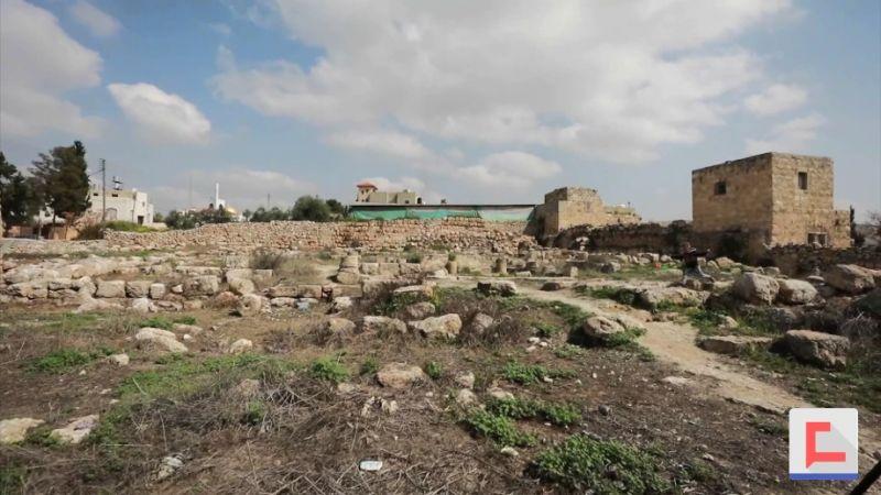 خربة المورق الفلسطينية تقاوم تزوير الاحتلال