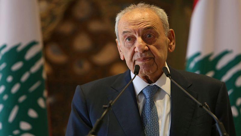 الرئيس بري: انتفاضة فلسطين دعوة للإقلاع عن العبث السياسي والتضحية بالأوطان