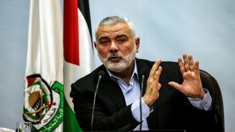 هنية: لا هدوء مع الاحتلال إذا استمر بالعدوان على القدس