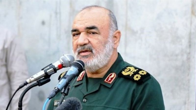 العميد سلامي: إيران ستردّ على أي عمل إسرائيلي بالمستوى نفسه أو أقوى منه