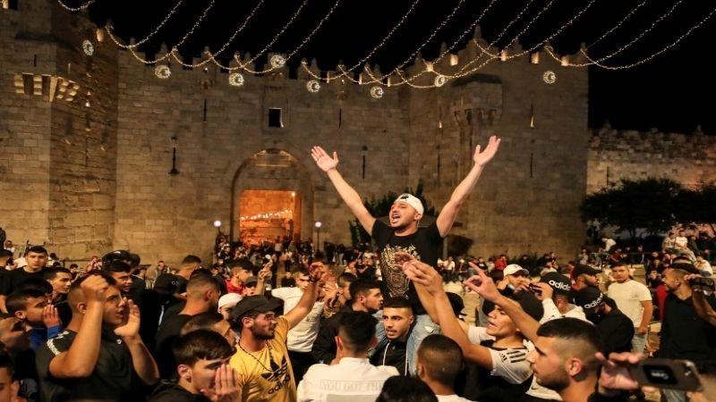 الكويتيون يعلنون تضامنهم مع هبَّة الفلسطينيين