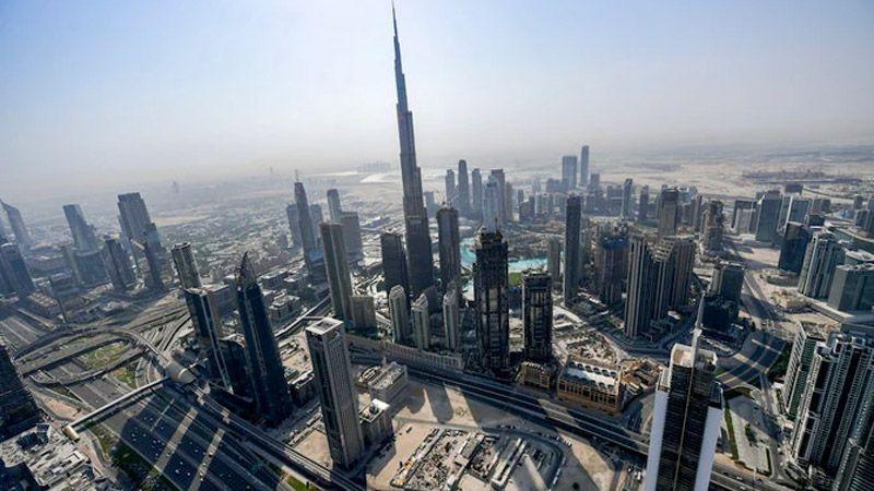 دبي عرّابة مروجي السياحة في الأراضي المحتلة
