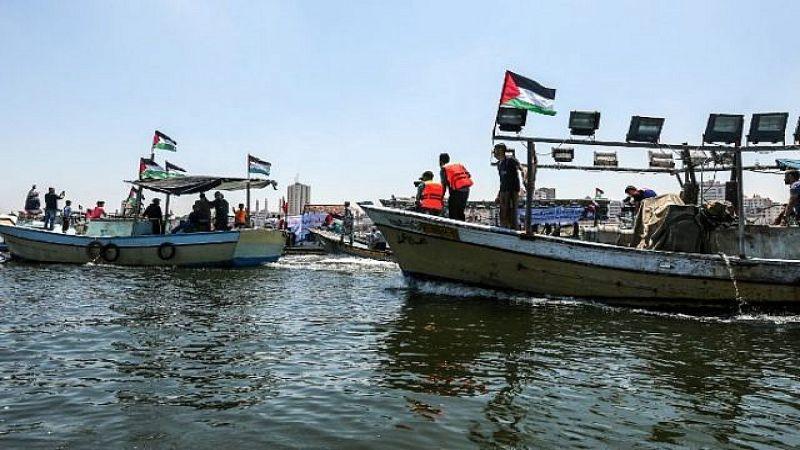 جيش الاحتلال يرفع قيود الصيد في غزة