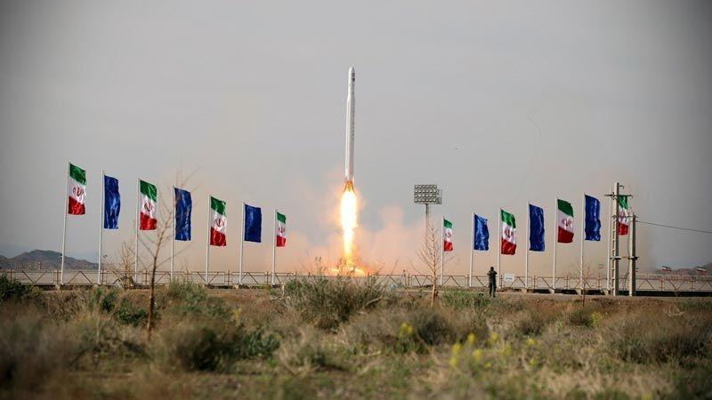 """بعد عام على إطلاقه.. القمر الصناعي الإيراني """"نور"""" يبدأ بتلقي الإشارات"""