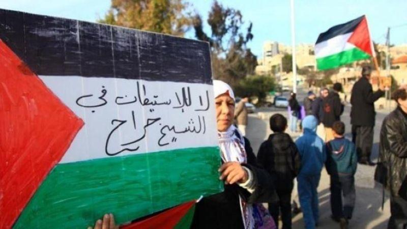 """""""حماس"""": مواجهة مخطط الاحتلال في الشيخ جراح مهمَّةٌ وطنيةٌ"""