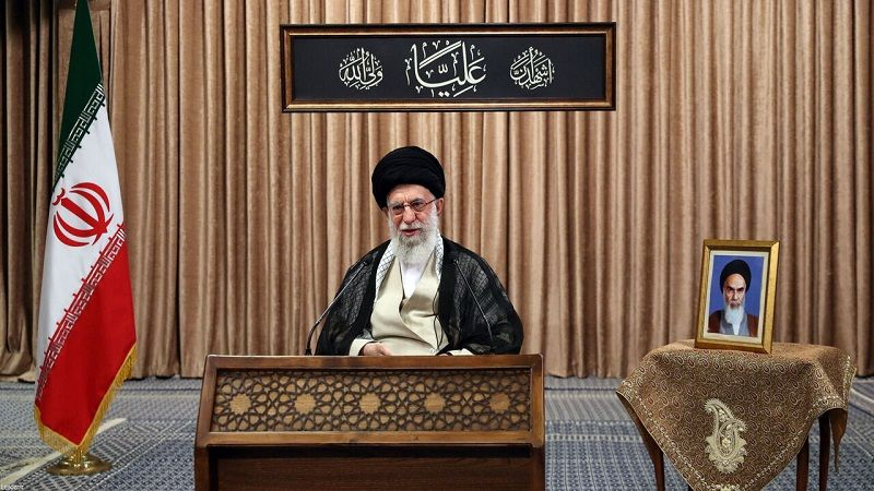 الإمام الخامنئي: فيلق القدس هو العامل الأساس لمنع الدبلوماسية المنفعلة