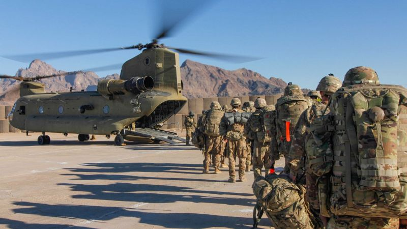 قلق أمريكي من التفوق الصيني -الروسي عسكريا وانعكاساته على الشرق الأوسط