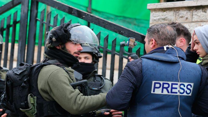 في اليوم العالمي لحرية الصحافة.. 29 صحفيا واعلاميا في سجون الاحتلال