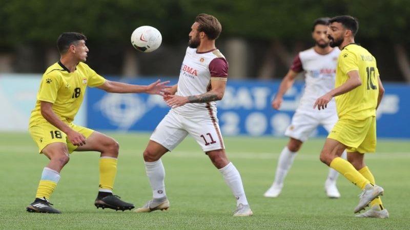 رُبع نهائي كأس لبنان لكرة القدم بين النجمة والعهد الأربعاء في جونية
