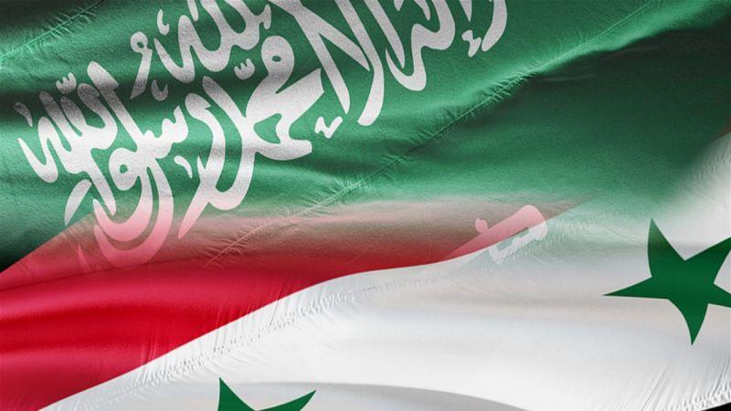 وفد سعودي رسمي في سوريا تمهيدًا لإعادة العلاقات