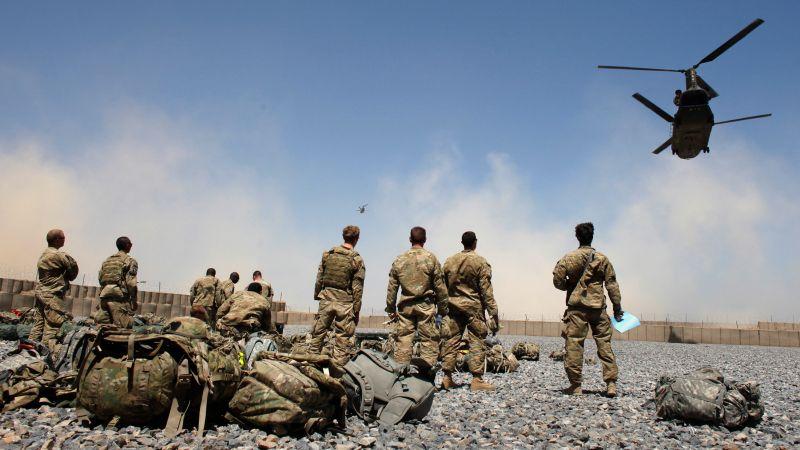 مخاطر تواجهها الولايات المتحدة قبل إنسحابها من أفغانستان