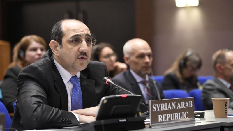 """سورية: الاعتداءات """"الإسرائيلية"""" المتكررة تهدد استقرار المنطقة والأمن والسلم الدوليين"""