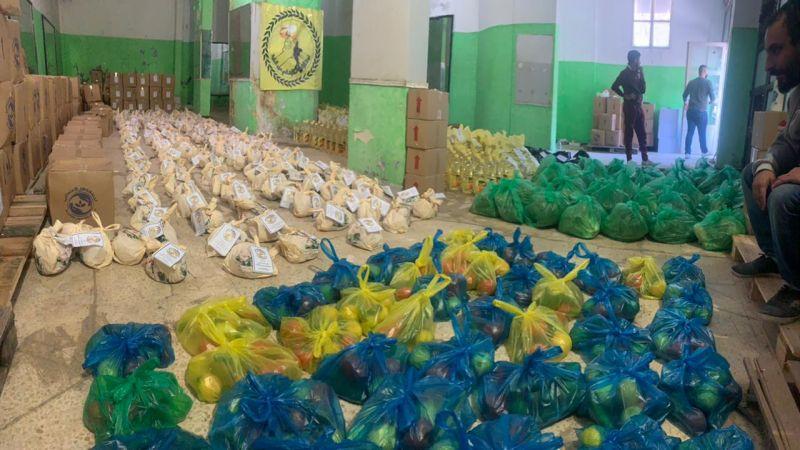 منطقة صيدا في حزب الله تعرض الحصاد الإجتماعي للأسبوع الرمضاني الثالث : 12216 مستفيدًا