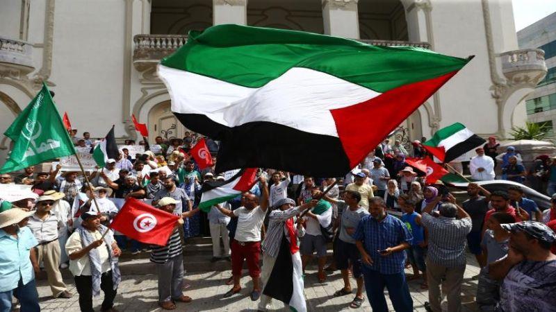 ناشطون تونسيون في يوم القدس: قدسنا أمانة تاريخية