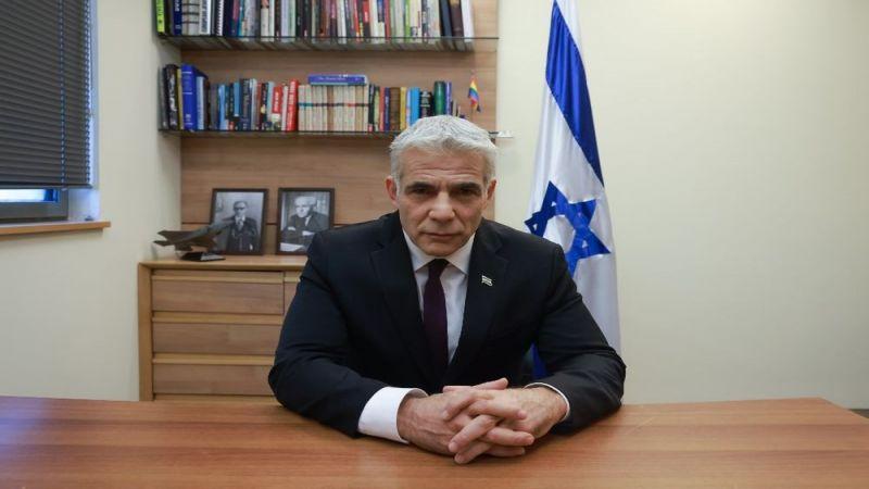 بعد فشل مهمّة نتنياهو.. يائير لبيد يُمسي رئيسًا مكلّفًا تشكيل حكومة العدو