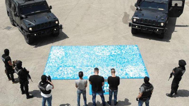 إحباط أكبر عمليات ترويج للمخدرات في لبنان