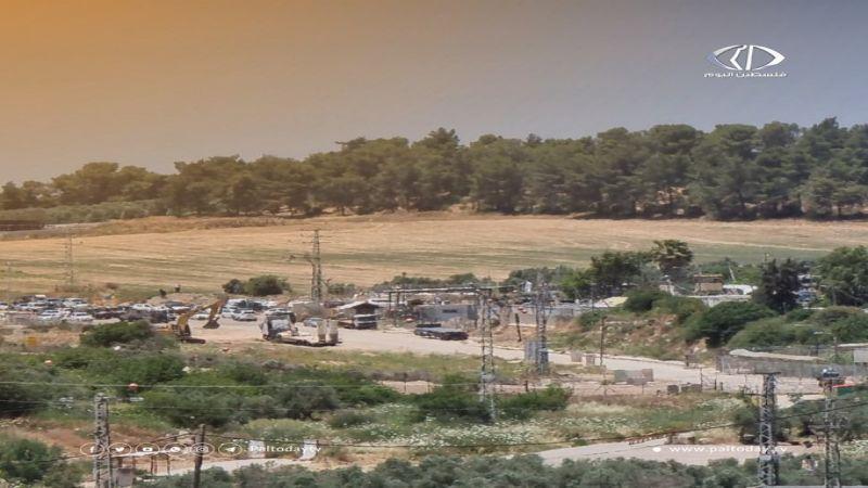 شهيدان وجريح برصاص الاحتلال قرب موقع عسكري في جنين
