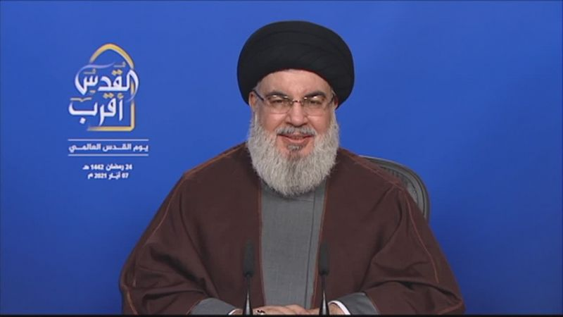 السيد نصر الله: علامات الأفول تظهر على كيان العدو.. وأحذره من أيّ خطوة خاطئة باتجاه لبنان