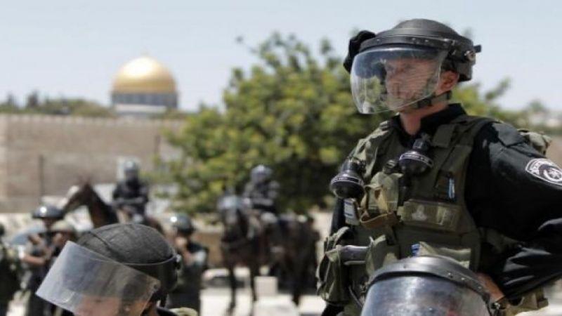 الجمعة الأخيرة في شهر رمضان.. تعزيزات عسكرية اسرائيلية في القدس المحتلة