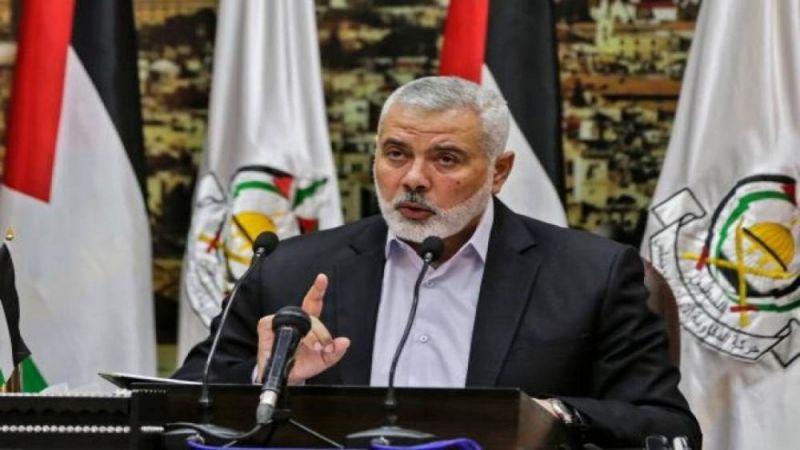 هنية: ما يجري في القدس انتفاضة وثورة يجب أن تتواصل