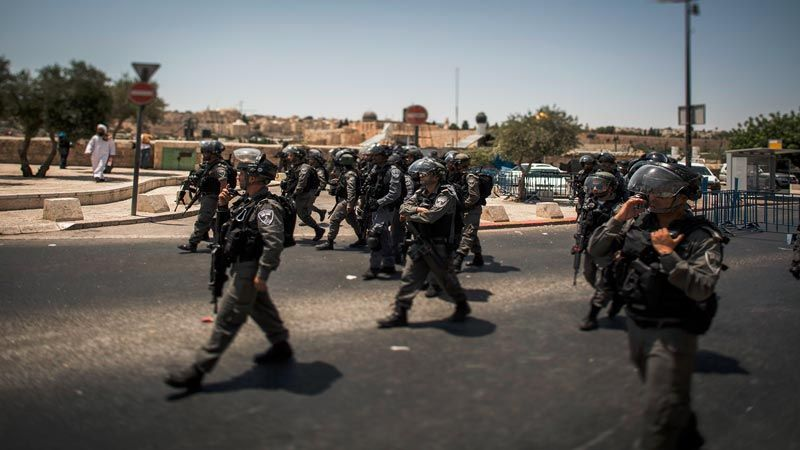 إعلام العدو: أسبوع التوتر في القدس