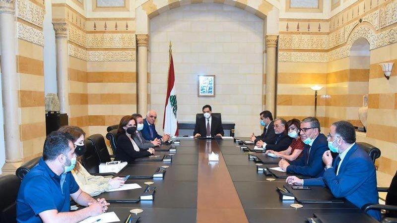 الرئيس دياب: ودائع الناس لن تختفي ولبنان ليس أول بلد يتعثر