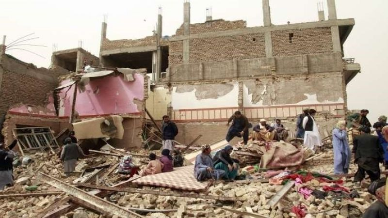 عشرات الضحايا بتفجير استهدف مدرسة في أفغانستان