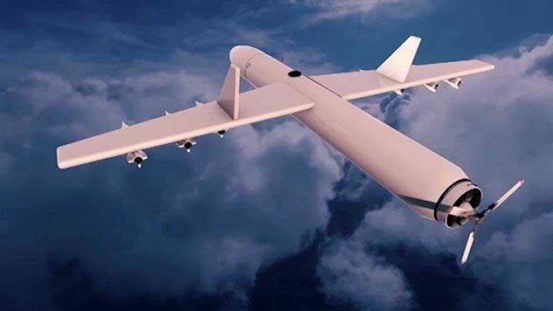 هجوم لسلاح الجو اليمني المسيّر على قاعدة الملك خالد الجوية