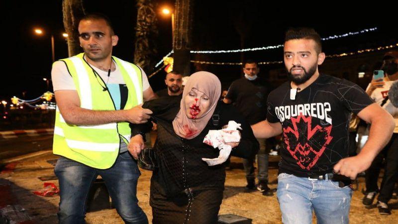 فلسطين: عشرات الإصابات بمواجهات مع الاحتلال في الضفة والقدس