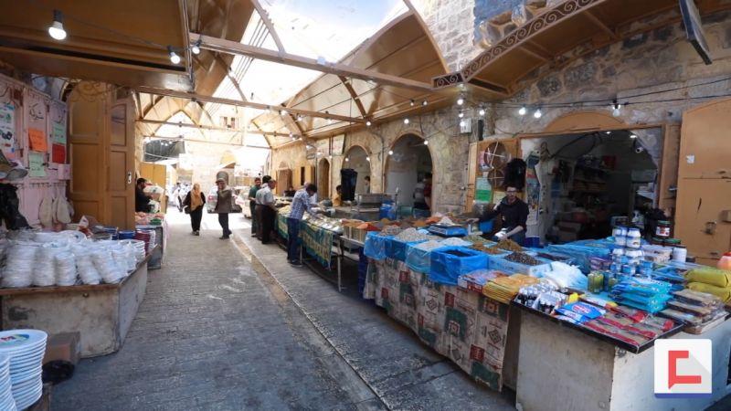 البلدة القديمة بالخليل.. تعجّ بالزوار في رمضان وباقي العام مدينة أشباح